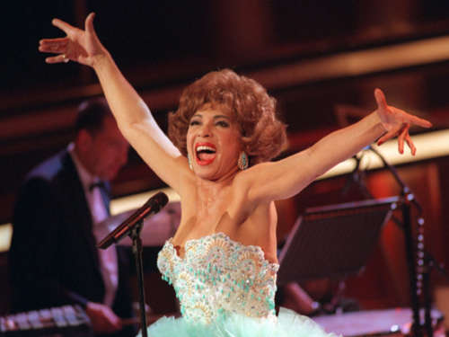 Shirley Bassey: Neues Album im November