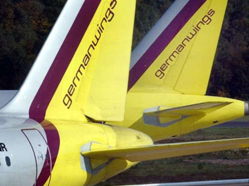 Germanwings: Rauch im Cockpit