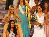 "Bilder der Wahl zur ""Miss World 2009"""