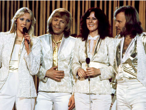 "ABBA in der ""Rock and Roll Hall of Fame"""