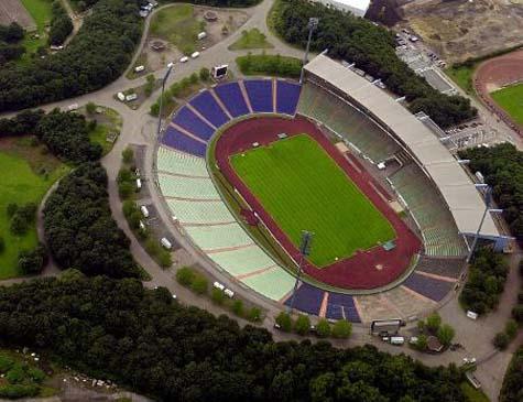 größte fußballstadion deutschland