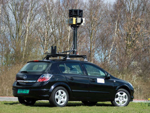 Google Street View in der Bredouille