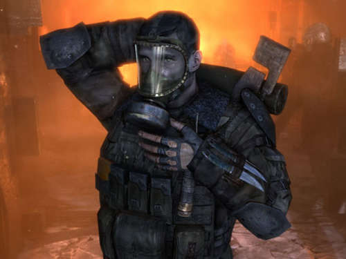 Screenshots aus Metro 2033