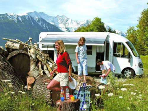 Teuer: Camping in Italien