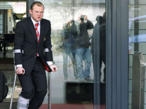 Wayne Rooney: Diagnose steht fest