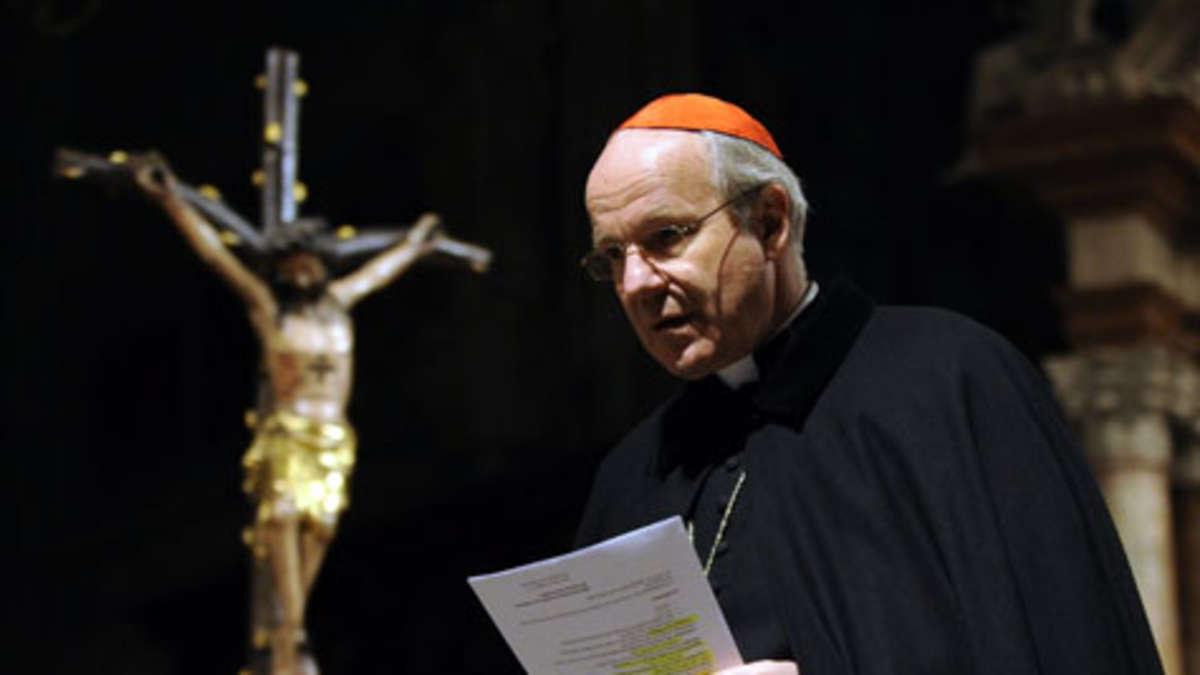Schönborn Kardinal