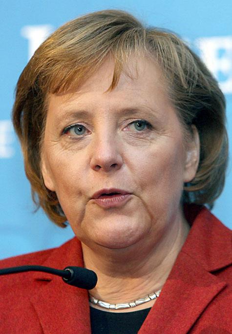 Merkel Will In China Uber Menschenrechte Reden Politik