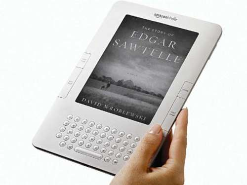 Amazon: E-Book-Reader Kindle in USA erstmals im Laden zu haben