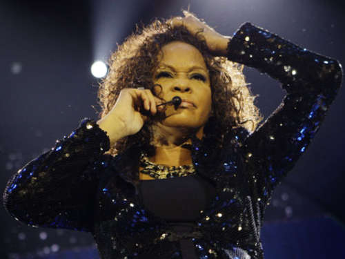 Whitney Houston widmet Auftritt Michael Jackson