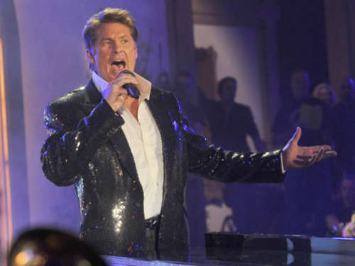 """The Hoff"": Sein Comeback bei Andy Borg"