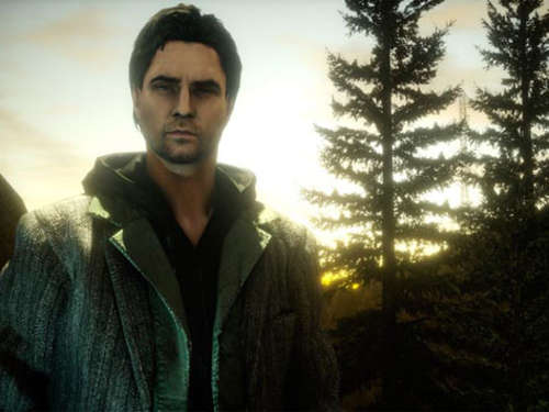Screenshots aus Alan Wake