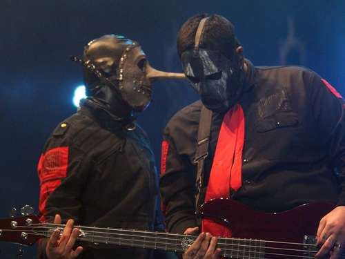 Slipknot-Bassist Paul Gray gestorben