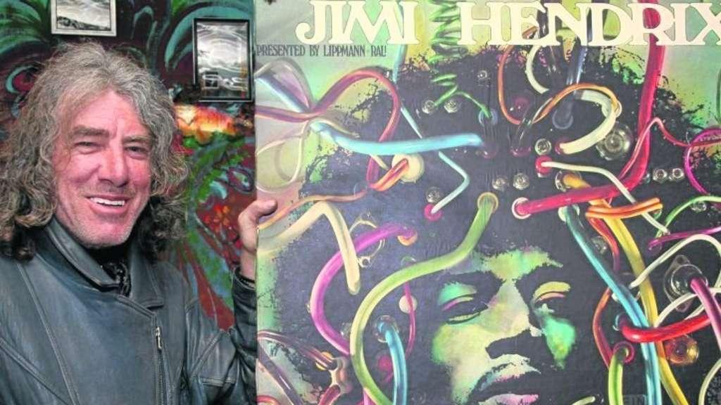 Jimi Hendrix als Drogenberater | Kultur