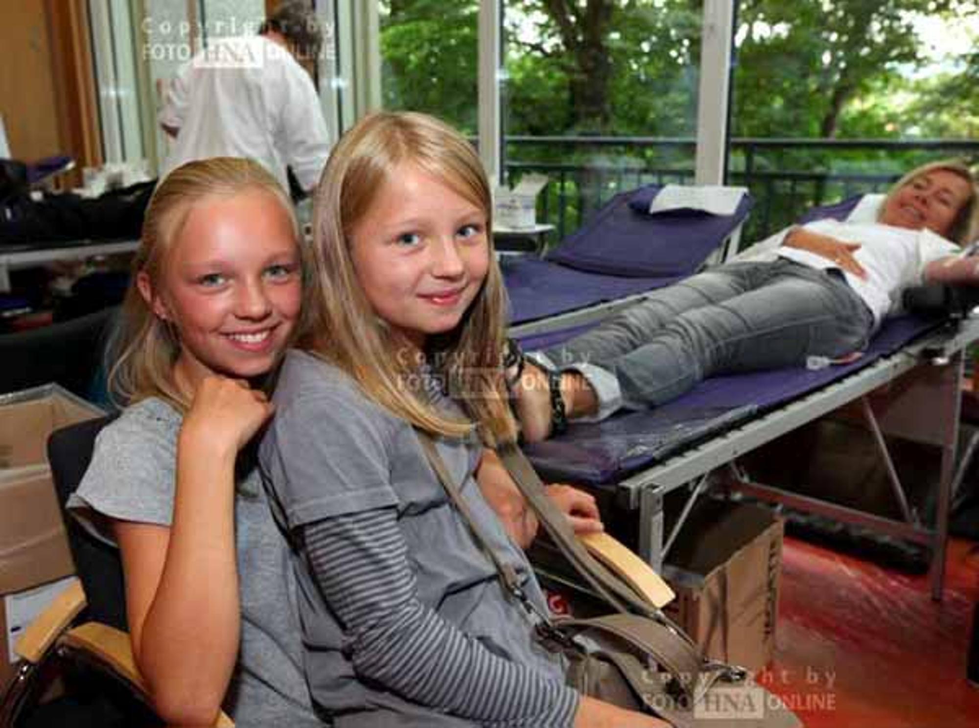 Große Blutspendeaktion bei HNA-Aktion in Kassel geht weiter - bisher ...