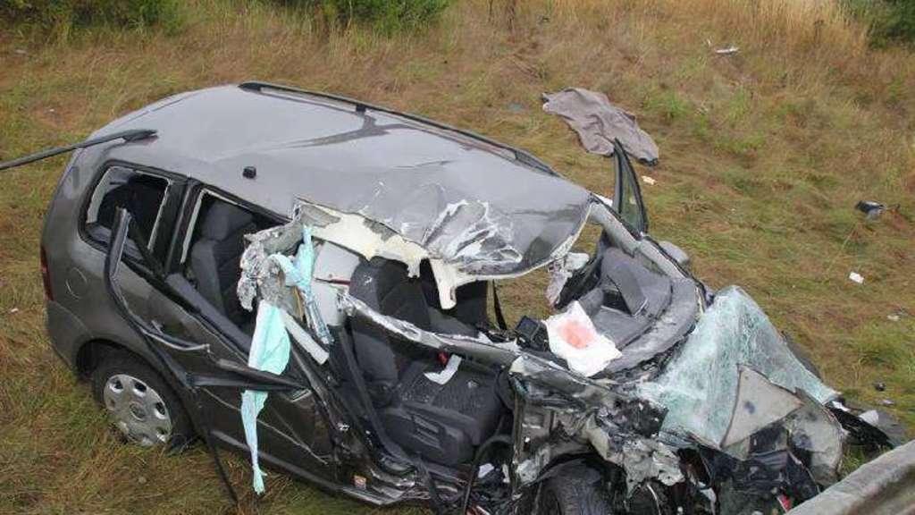 Ein Toter bei schwerem Unfall bei Duderstadt | Göttingen