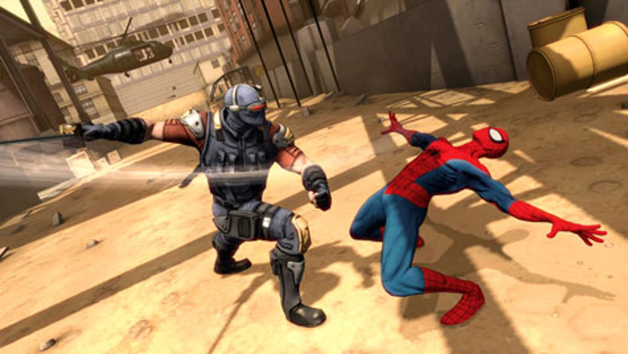 tes: spiderman: dimensions: activision; nintendo ds; wii, pc, xbox