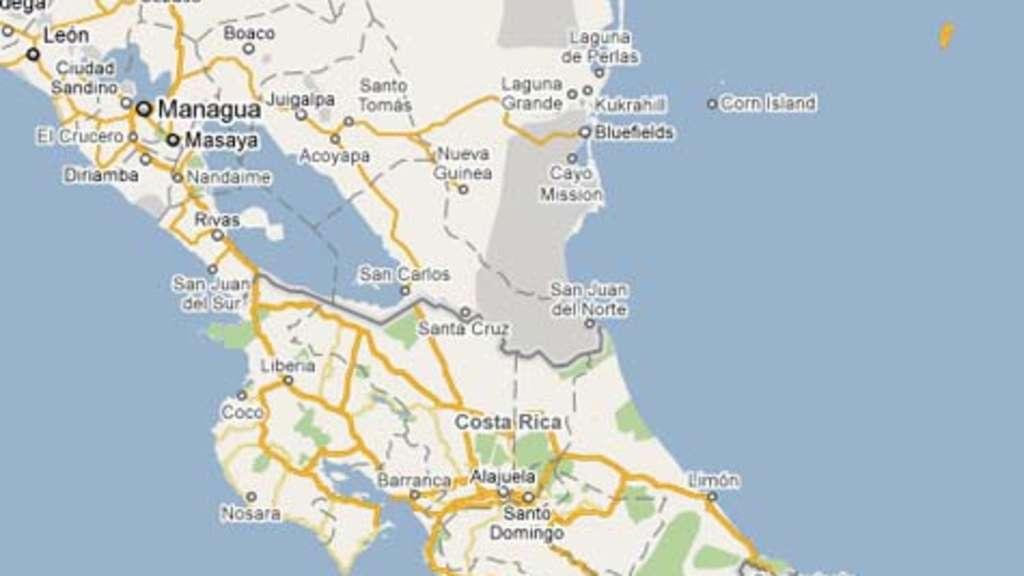 Aus Versehen und wegen eines Fehlers bei Google Maps: Militär aus ...