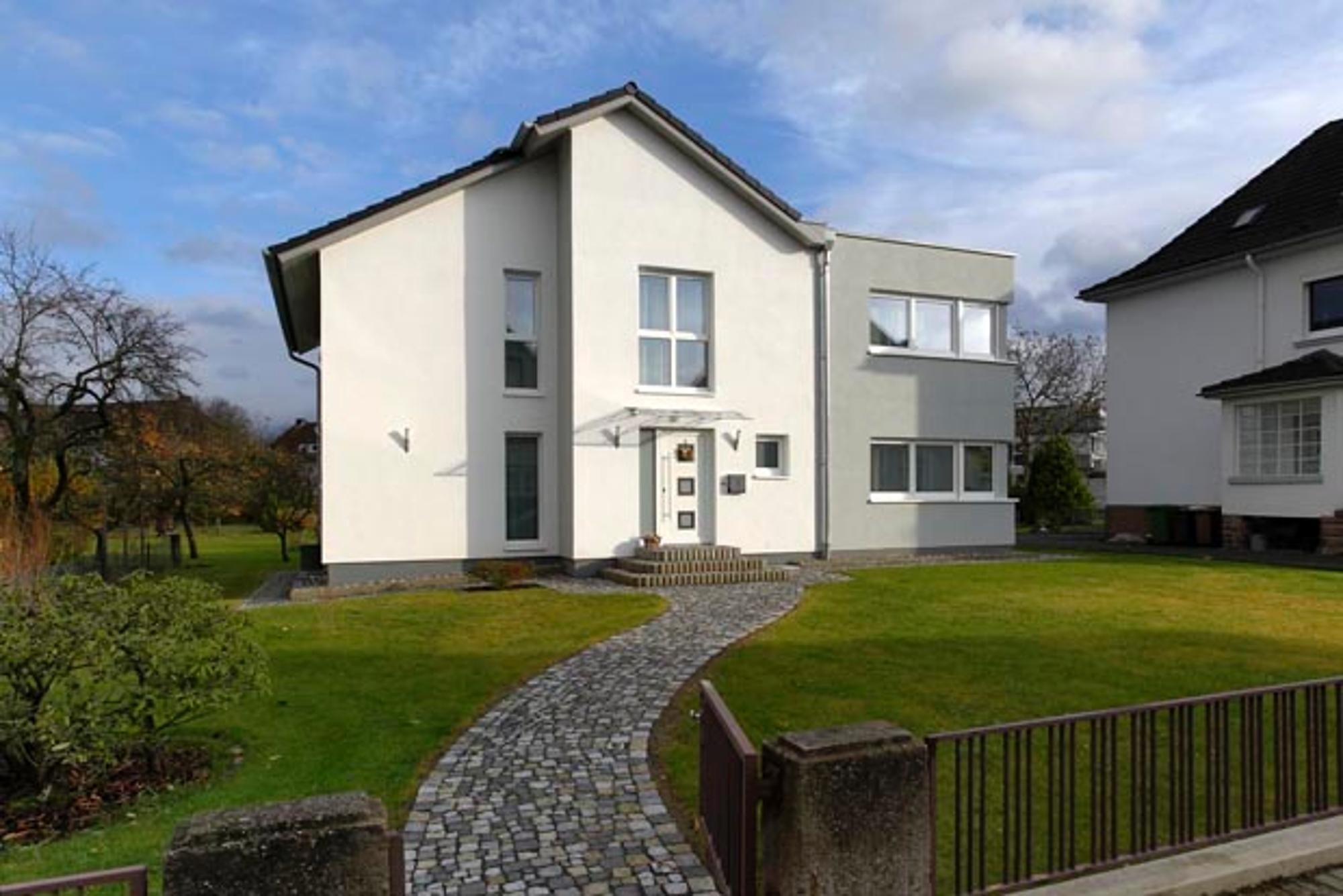 Malerisch Haus Anbau Foto Von Thienemann Geschickt Ergänzt: Der Fügt Sich Sehr