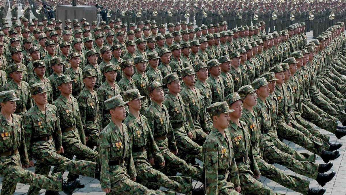 Christenverfolgung Nordkorea