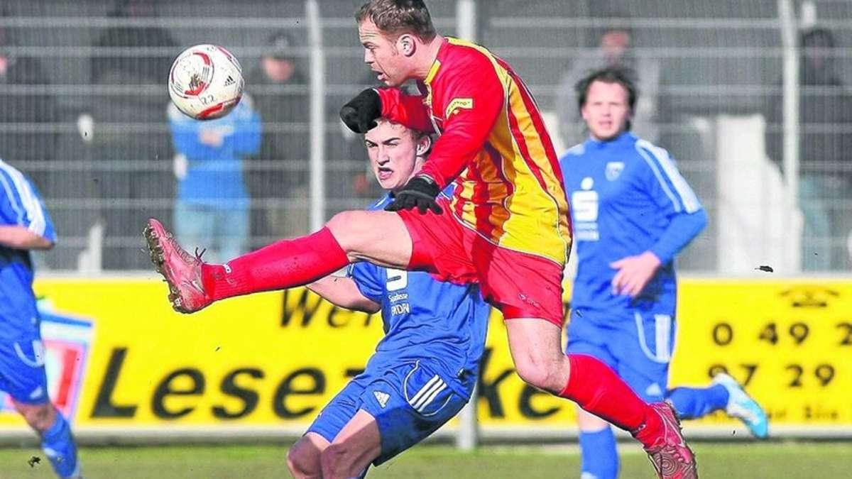 Fussball Oberliga Eintracht Northeim Unterliegt Bei Kickers