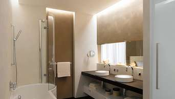 Licht und gute Belüftung machen Bad ohne Fenster zum ...