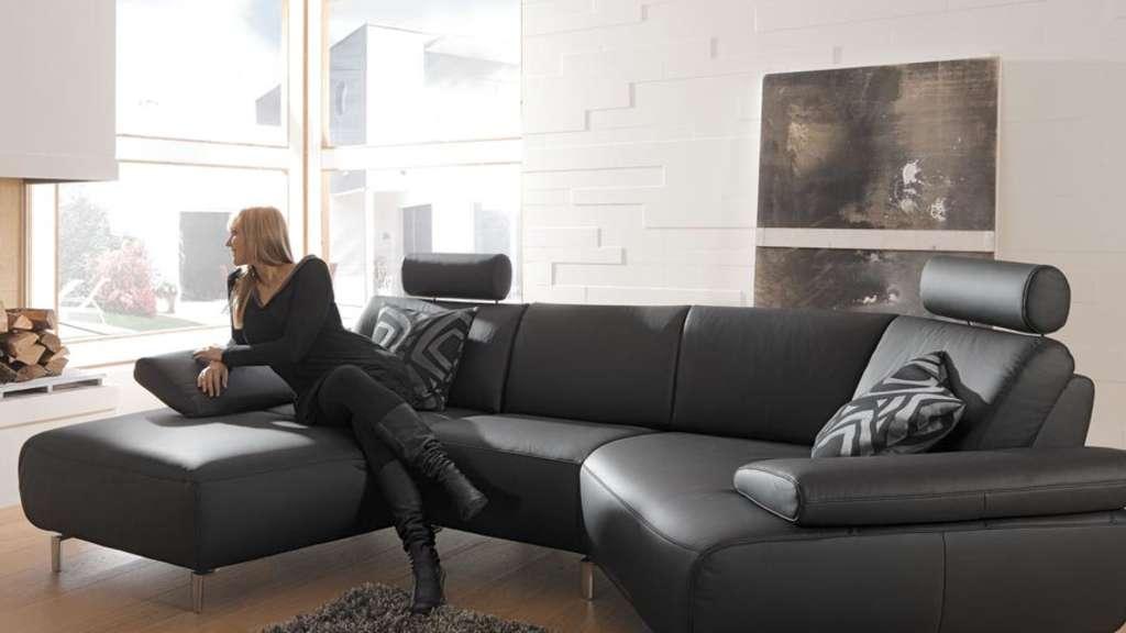 Schön Und Gemütlich Sofas Die Sich Anpassen Wohnen