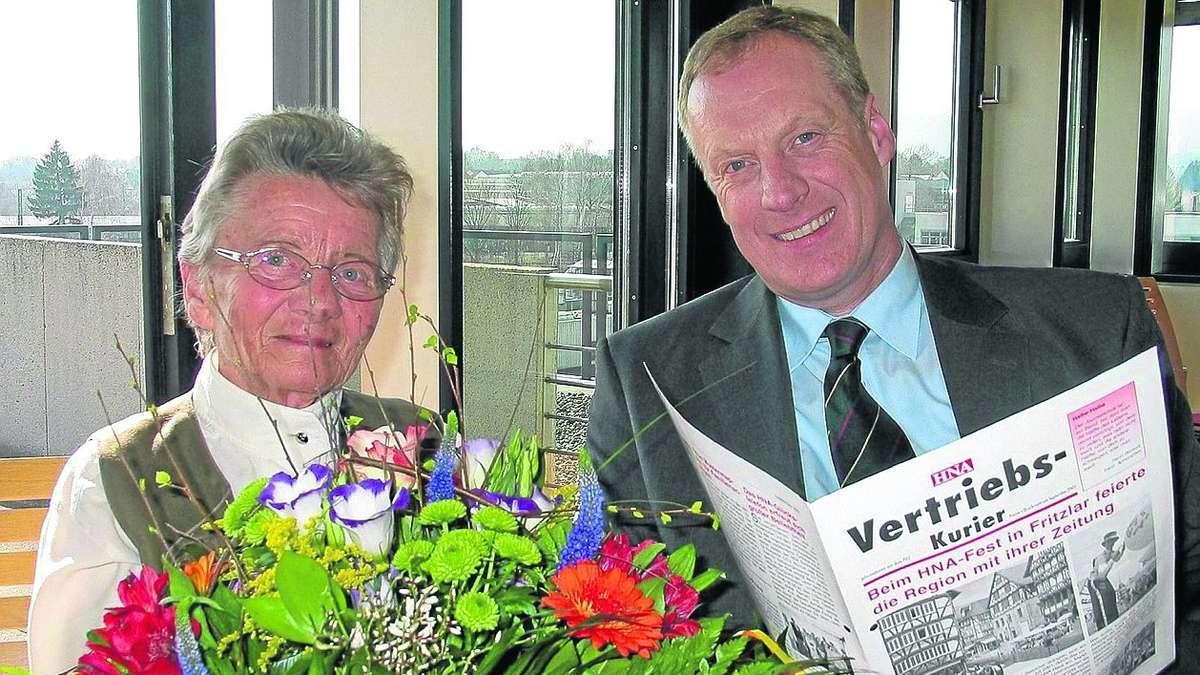 Ein leises Tschüss nach 42 Jahren | Kreis Kassel
