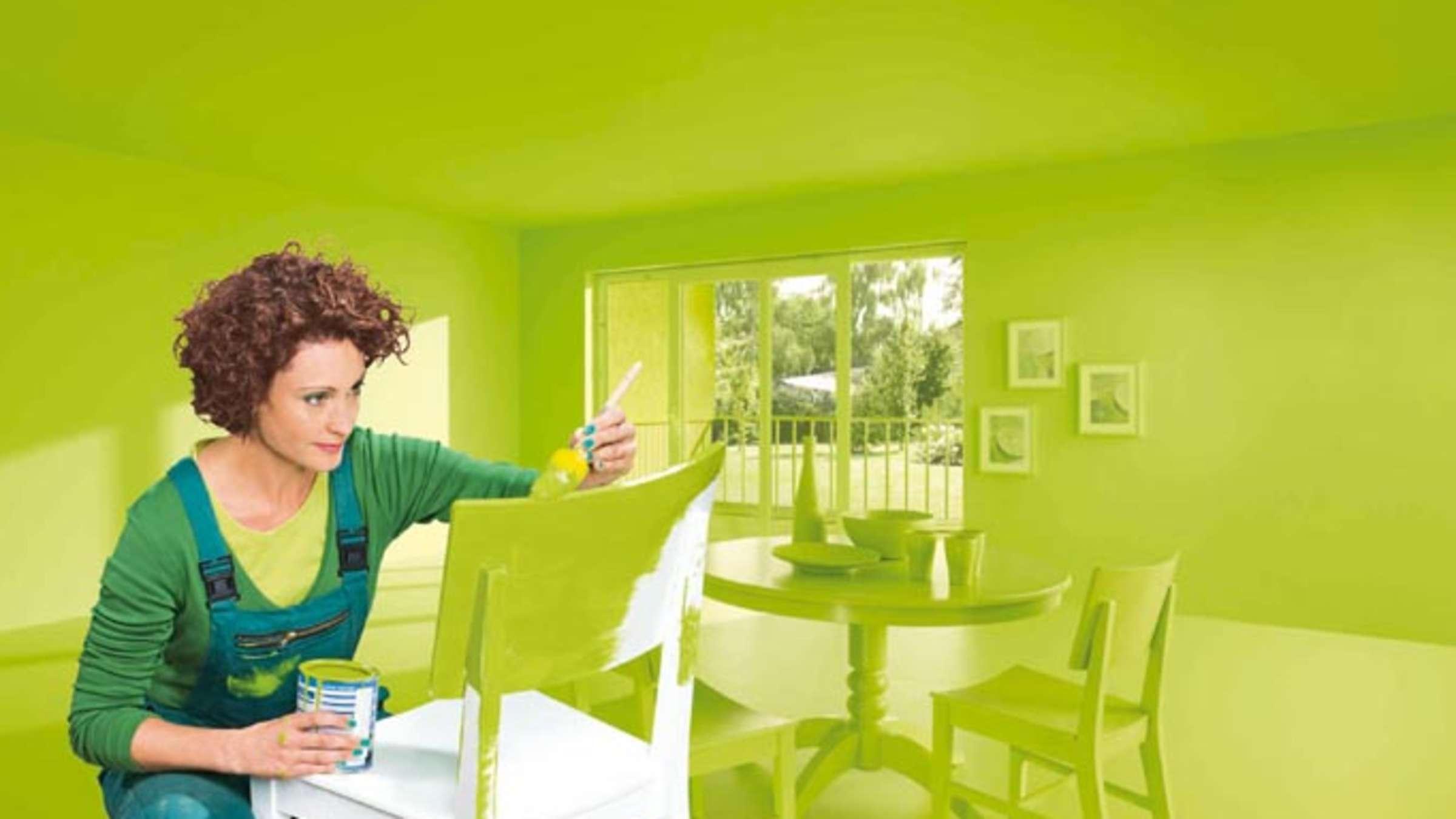 Der Fruhling Bringt Farbe Ins Eigenheim Wohnen