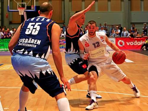 Basketball-Playoffs: Verkehrte Welt in der Rothenbachhalle