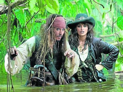 "Neu im Kino: ""Pirates of the Caribbean: Fremde Gezeiten"""