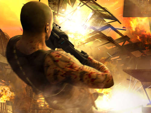 Der Mars wird zerlegt: Red Faction: Armageddon im Test