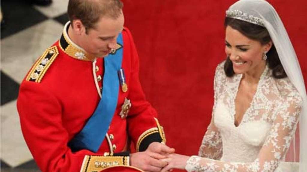 Kate Und William Bekommen Eine Million Zur Hochzeit Leute