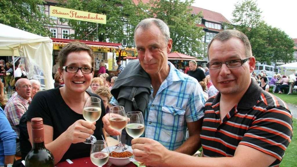 Gödecke Münster weinfest in northeim northeim