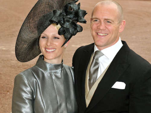 Queen Enkelin Zara Phillips heiratet