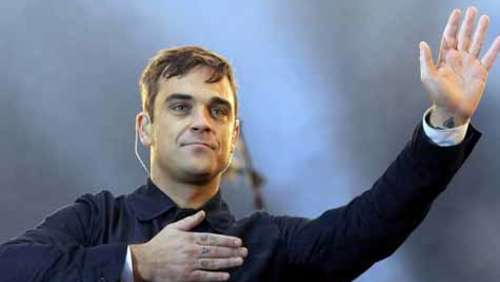 Robbie Williams verlässt Take That wieder