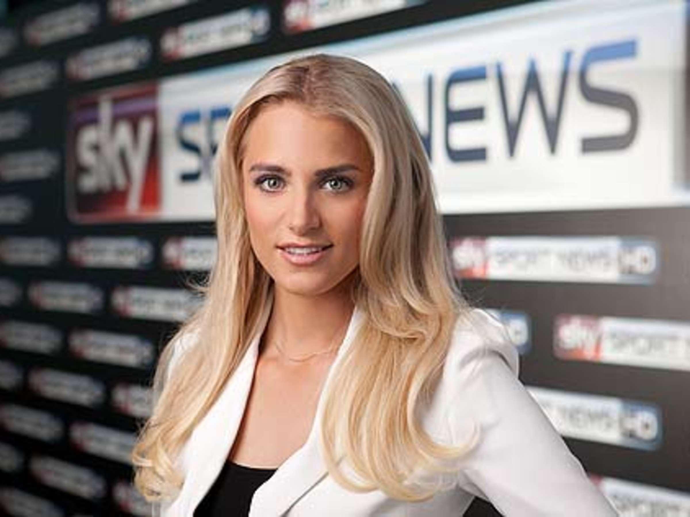 Moderatorinnen news hd sky sport Sky Sport
