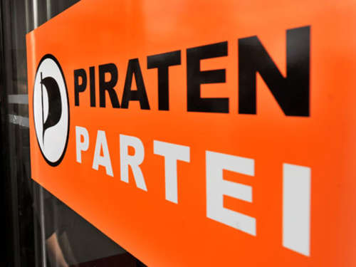Piraten entern das Berliner Parlament