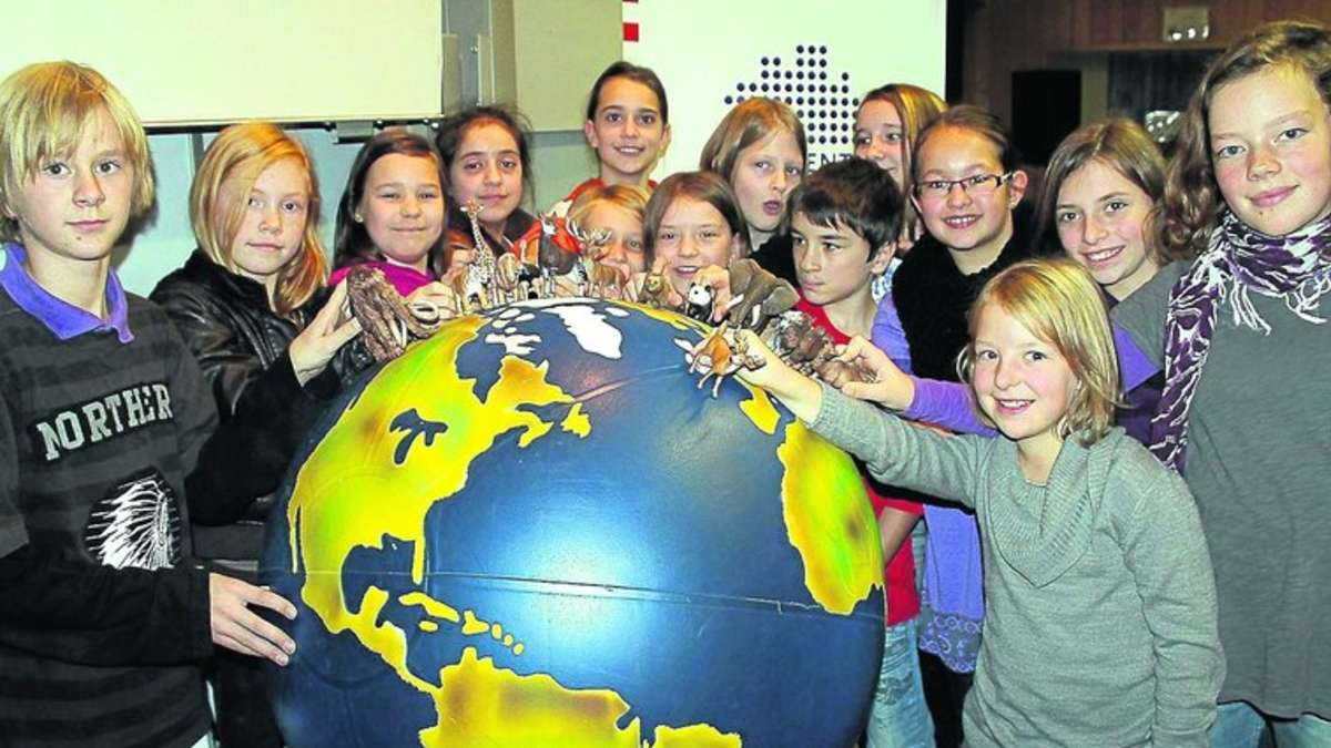 Guxhagener Schüler Machten Klima Experimente | Melsungen