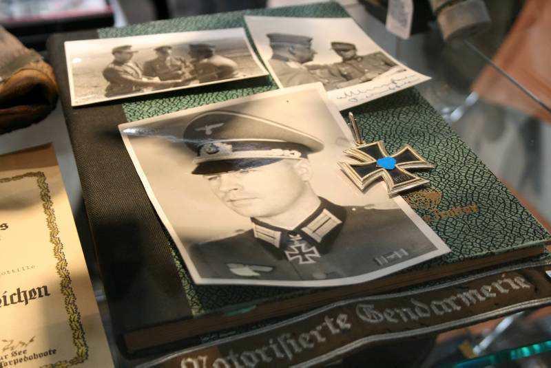 Kasseler Waffenbörse Handel Mit Nazi Relikten Ist Legal Kassel