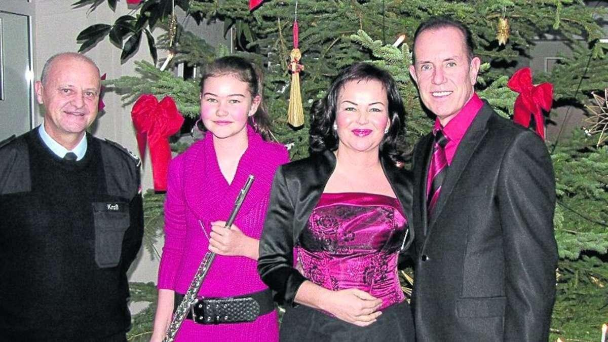 Eine gala zum mitsingen fritzlar homberg for Weihnachtsgeschenk ehefrau