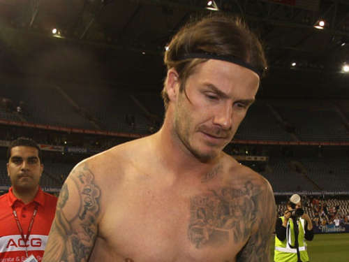 David Beckham: Absage an Paris St. Germain