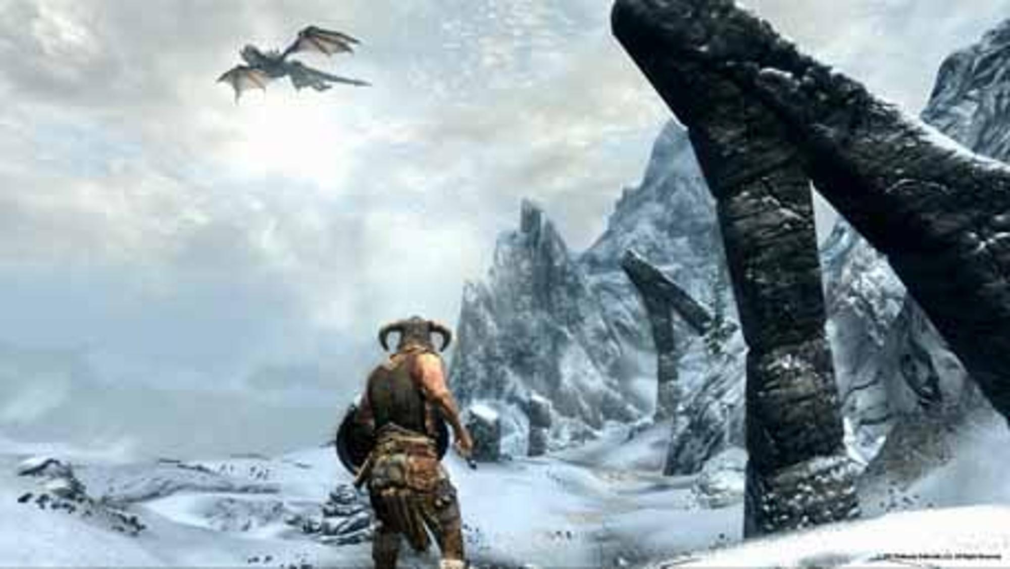 The Elder Scrolls 5 Skyrim: Unter Drachen | Netzwelt