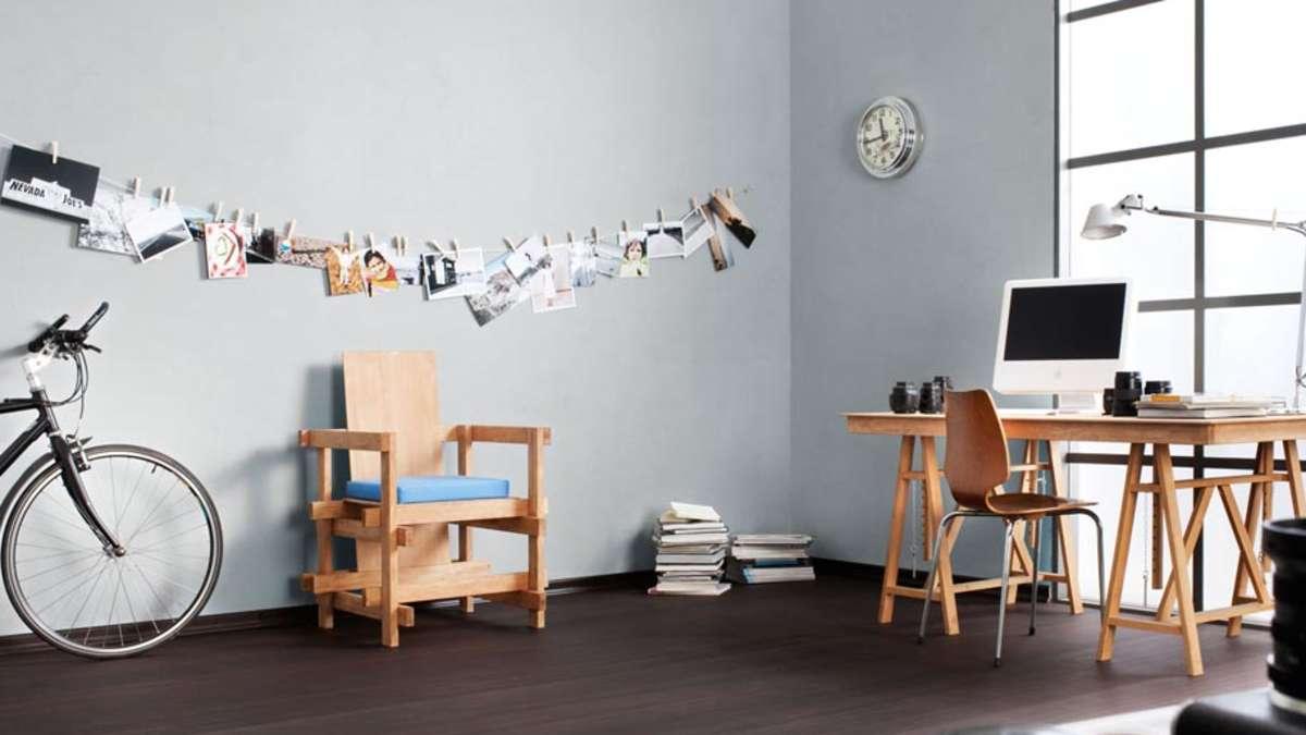 trendige beton optik wohnen. Black Bedroom Furniture Sets. Home Design Ideas