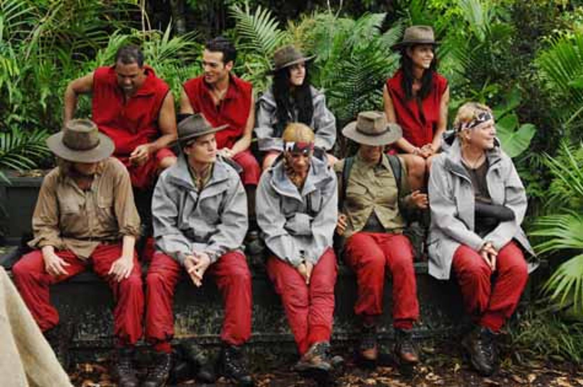 Brigitte Nielsen Wuhlt Sich Durchs Eklige Dschungel Kaufhaus