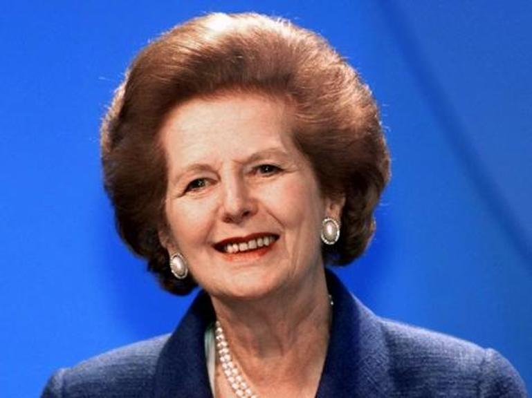 Margret Thatcher