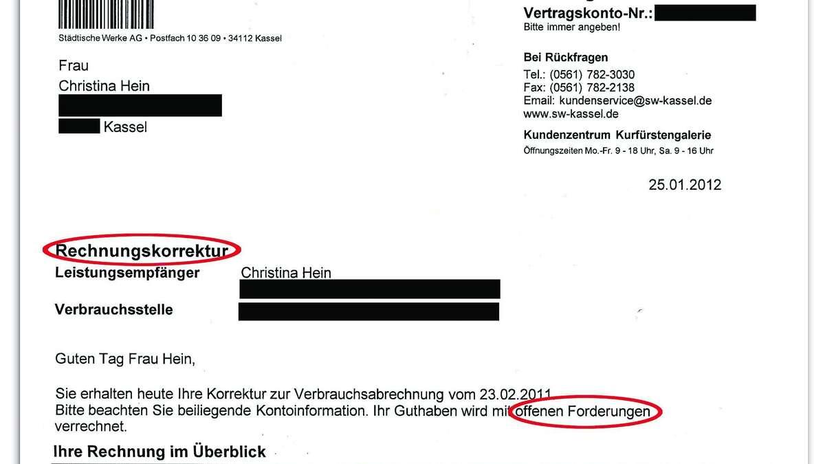 Stromabrechnung Wirft Fragen Auf Hier Gibt Es Antworten Kassel