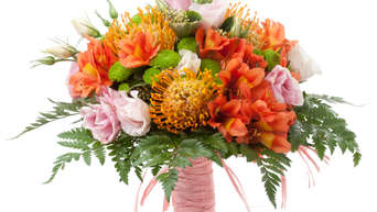 Blumenstrauß schicken