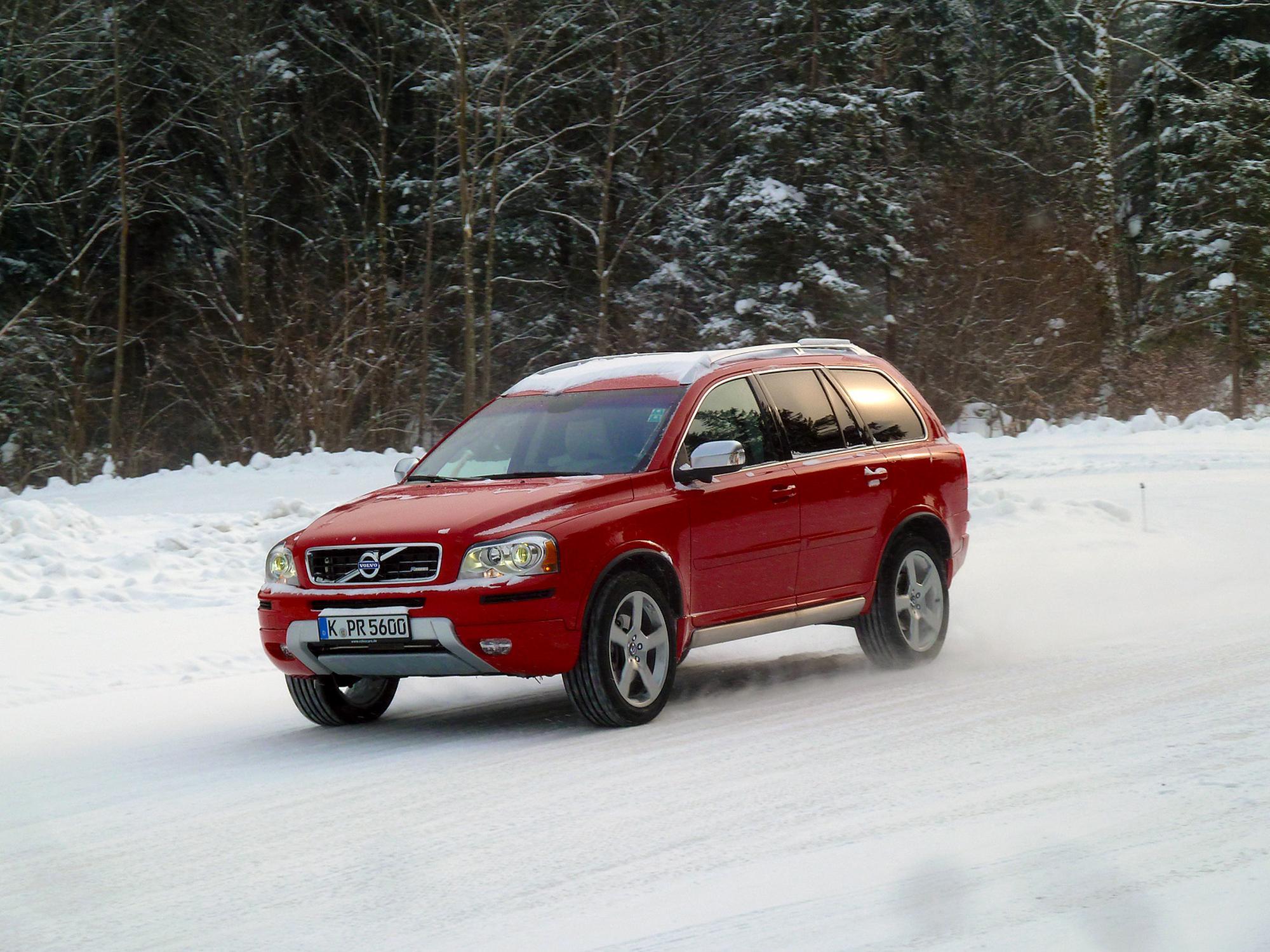 Schwede Ohne Altersschwäche Der Volvo Xc90 Im Test Auto
