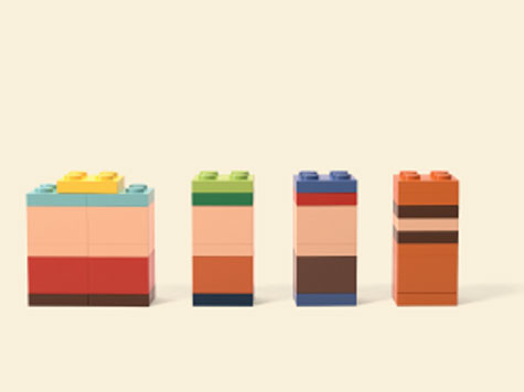 Lustige Werbung: Lego baut Comic-Helden nach | Welt