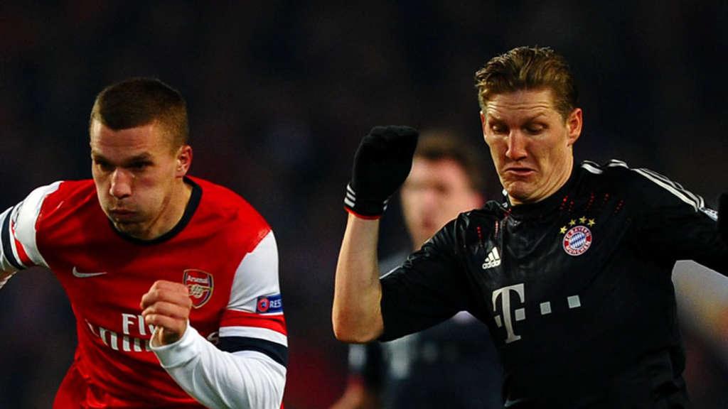 Wo Heute Fc Bayern Munchen Arsenal London Im Free Tv Lauft